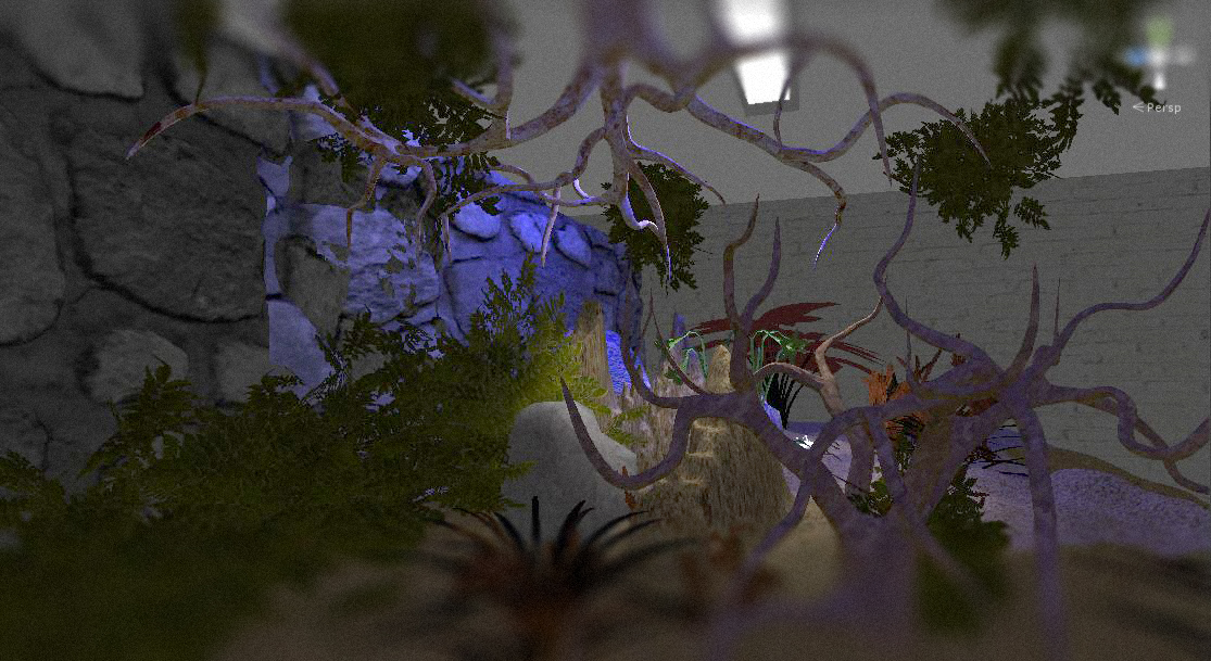Terra for Oculus Dk1 2013
